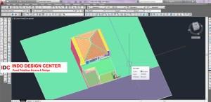 Hasil Kursus CAD 2D dan 3D Teh Irma Ujung Berung Bandung (4)