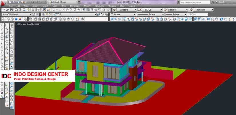 Kursus AUTOCAD 2D 3D Mba Eli Di Bandung (1)