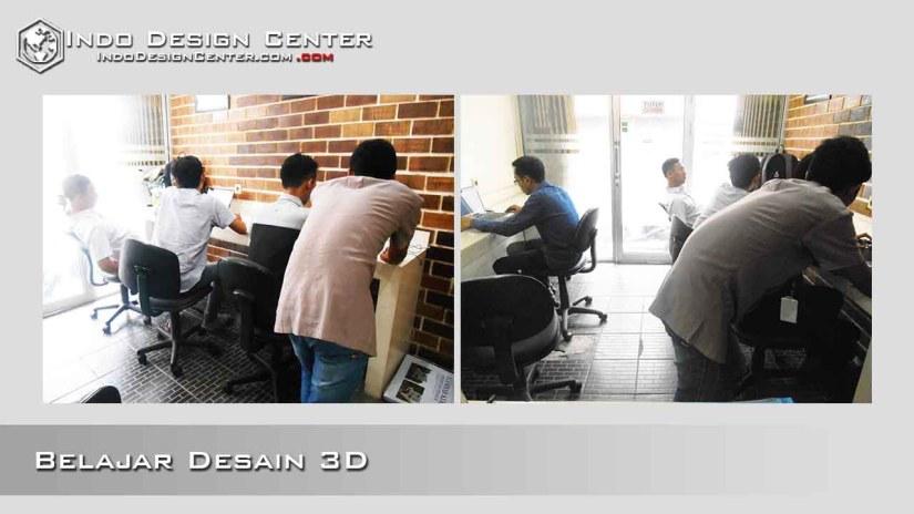 Belajar Desain 3D