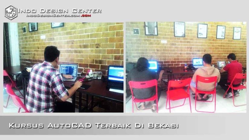 Kursus AutoCAD Terbaik Di Bekasi