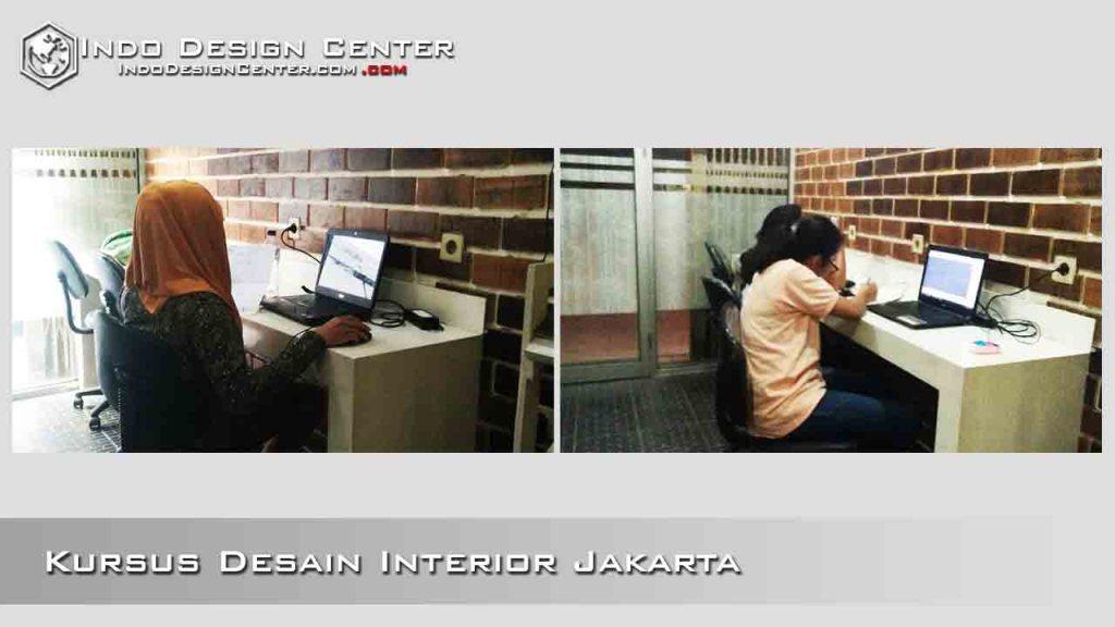 Kursus desain interior jakarta indo design center for Interior design lasalle jakarta