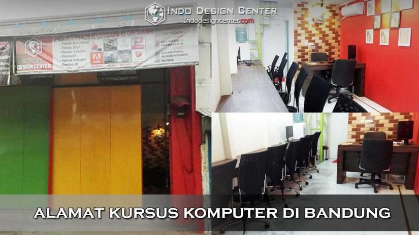 Alamat Kursus Desain di Bandung