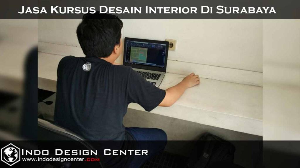 Jasa Kursus Desain Interior Di Surabaya