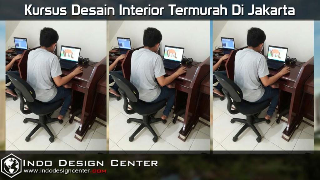 Kursus desain interior termurah di jakarta indo design for Kursus desain interior jakarta selatan