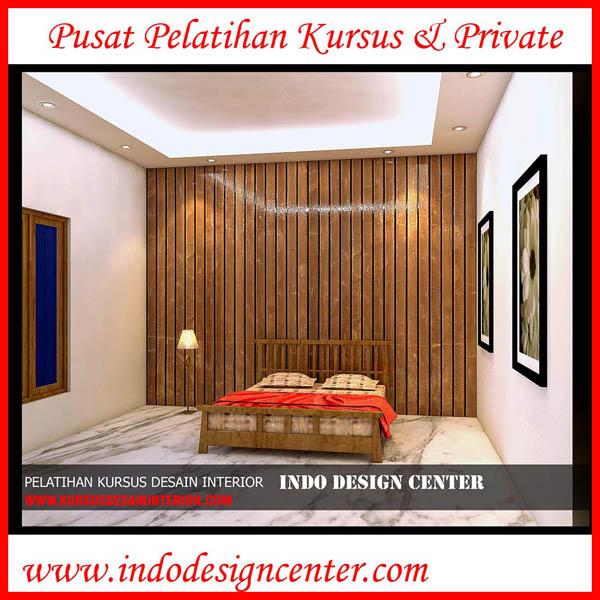 Sekolah desain interior terbaik di indonesia arsip kursus privat autocad 2d 3d 3d max Kitchen set di jakarta design center