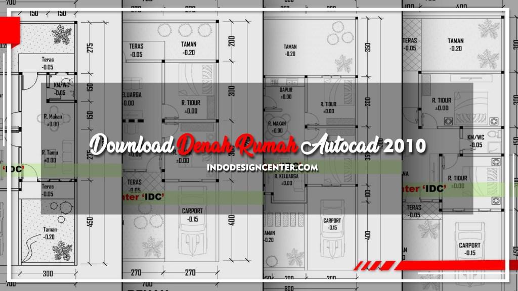 Desain Rumah 2 Lantai Dwg  library cad free download arsip kursus privat autocad 2d