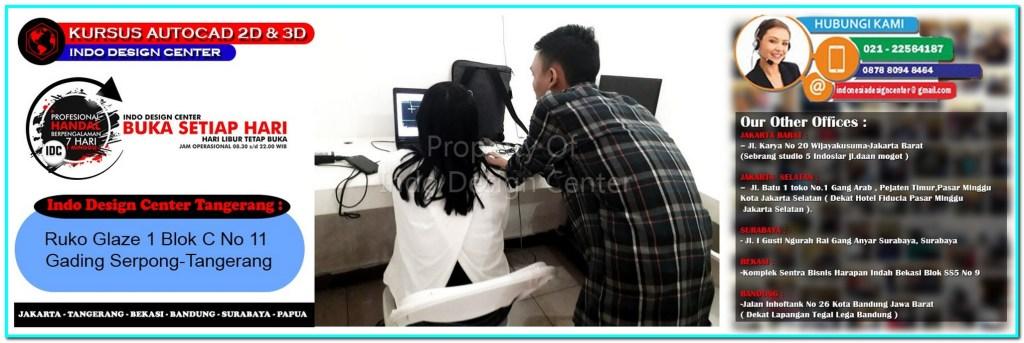 Kursus Drafter di Jatake-Tangerang-Jakarta-Bekasi-Bandung-Surabaya