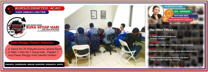 Kursus Modeling 3ds Max Vray Di Petojo Selatan - Jakarta - Tangerang - Bekasi - Bandung - Surabaya