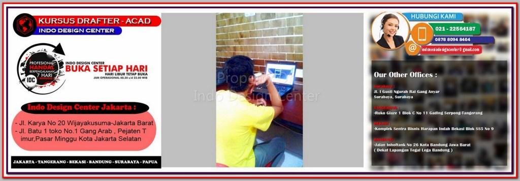 Kursus Perhitungan RAB Di Galur - Jakarta - Tangerang - Bekasi - Bandung - Surabaya