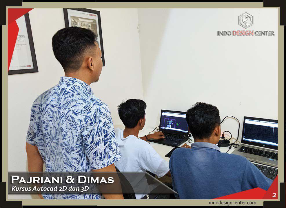 indodesigncenter - Pajriani & Dimas - Autocad 2D & 3D - 2 - Sukron - 26 Januari 2020 (2)