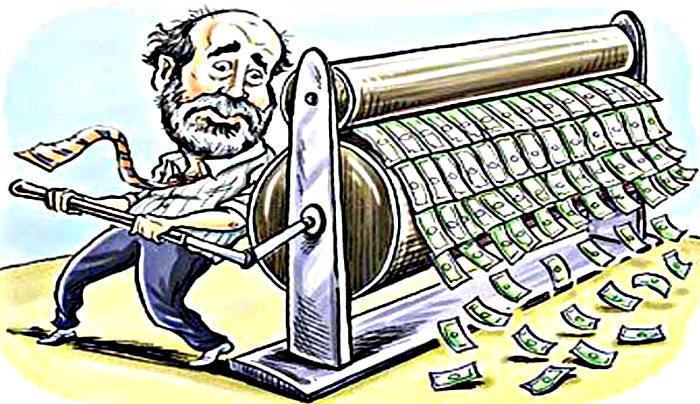 Producția de bani poate înlocui producția de bunuri și servicii?