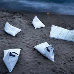 Sailcloth Beach Chairs Style Names Dvelas Sail Cloth Furniture Indoek Spanish Designer Has Just Released A Line Of Made From Recycled It Is Beautifully Designed Collection And Each Piece Comes