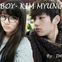 [Oneshot] BAD BOY – KIM MYUNGSOO