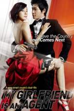 Nonton My Girlfriend Is an Agent (2009) Subtitle Indonesia Terbaru Download Streaming Online Gratis