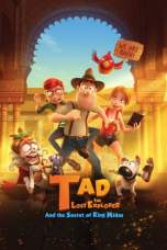 Nonton Tad the Lost Explorer and the Secret of King Midas (2017) Subtitle Indonesia Terbaru Download Streaming Online Gratis
