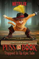 Nonton Puss in Book: Trapped in an Epic Tale (2017) Subtitle Indonesia Terbaru Download Streaming Online Gratis