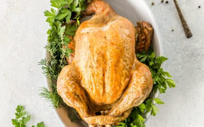 Chicken helps in Feel-Good