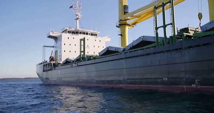 jenis layanan kapal cargo