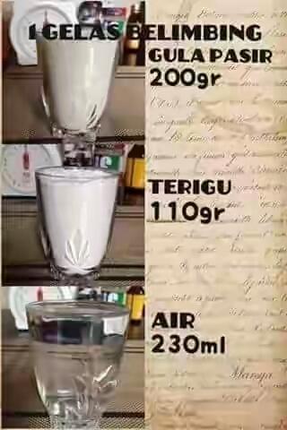 100 Gr Berapa Gelas : berapa, gelas, KONVERSI, TAKARAN, BAHAN, MAKANAN, INDOGASTRONOMI