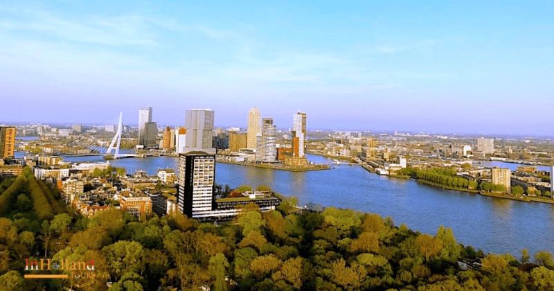 Rotterdam Metropolis Holland