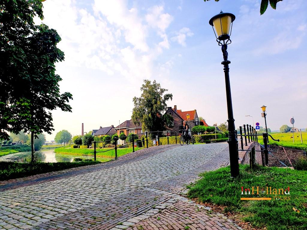 Elburg Belanda bersama IndoHolland Tours