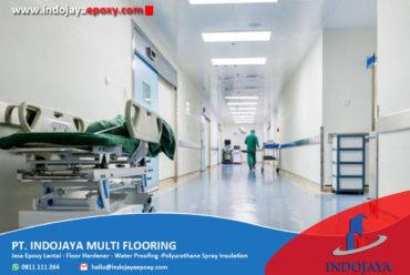 Pentingnya Menggunakan Epoxy Lantai untuk Rumah Sakit
