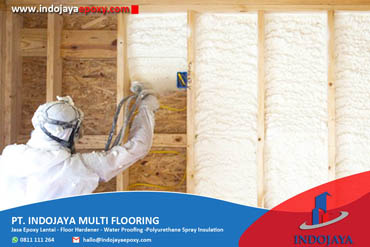 Polyurethane Spray Insulation
