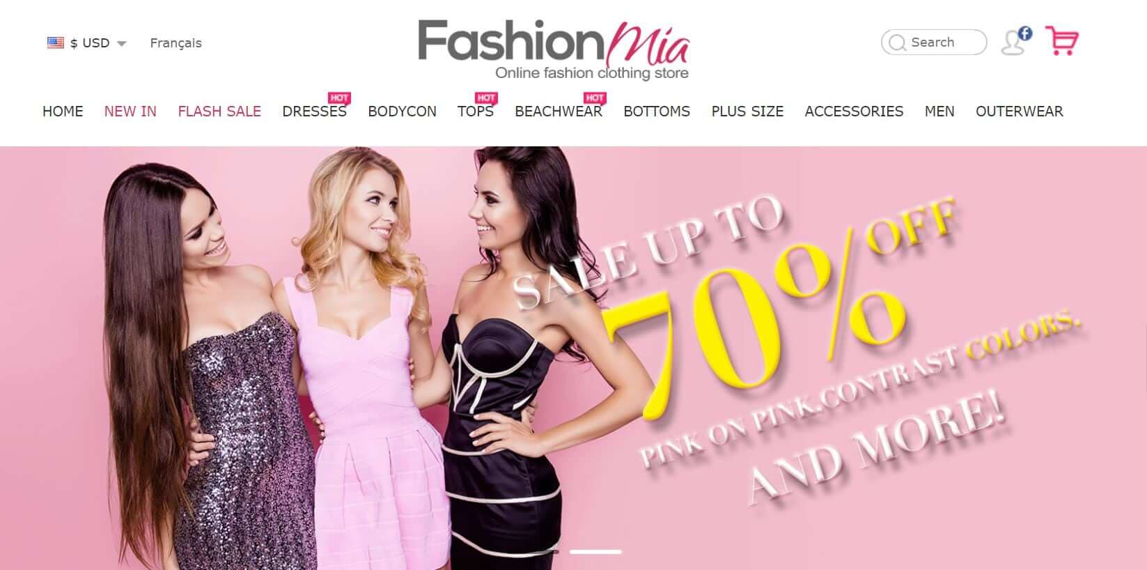 2eaeb1cebc9 FashionMia Affiliate Program with an Incredible Payout (Up to 12%)!