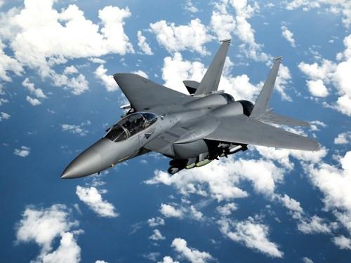 F-15SG RSAF (Singapura)