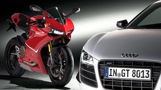 Audi beli Ducati