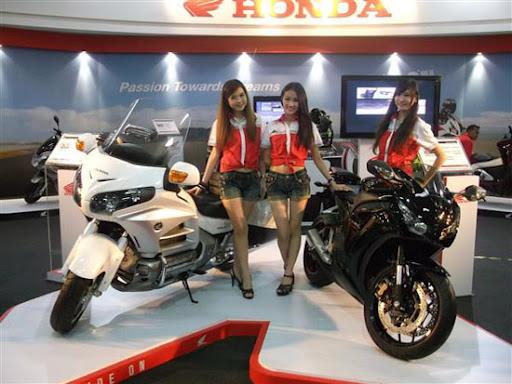 Honda CBR1000RR di MotoXpo Kuala Lumpur