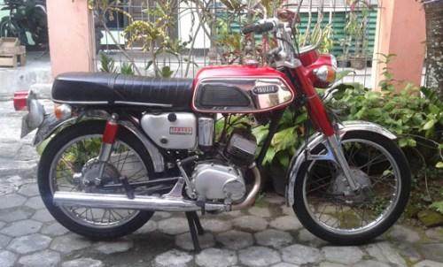 Yamaha AS1 (YASI) 1970