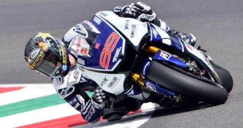 Jorge Lorenzo - MotoGP Catalunya