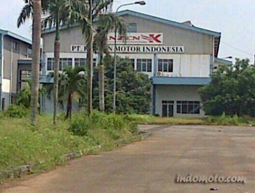 kondisi pabrik motor kanzen