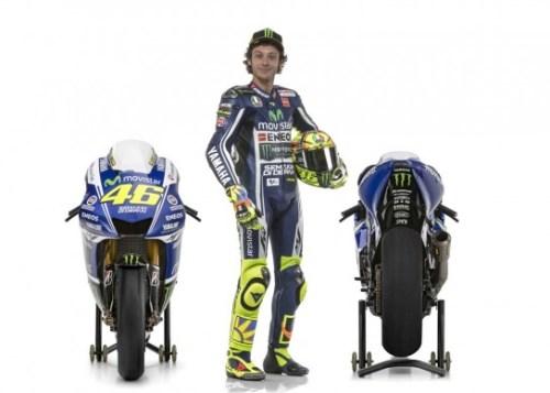 Valentino Rossi - Movistar Yamaha MotoG 2014