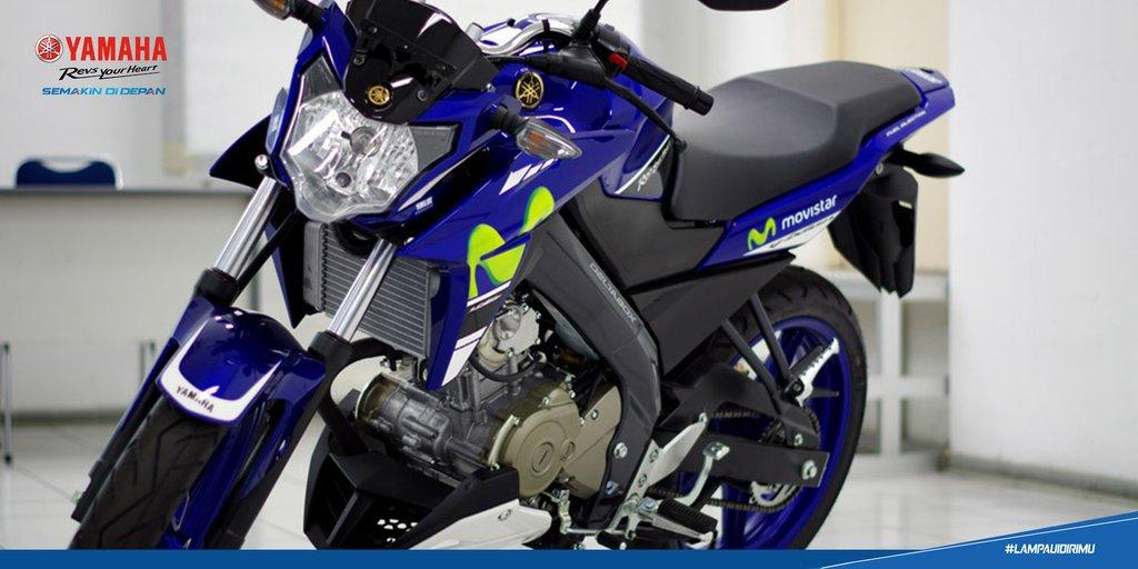 Motor Yamaha Terbaru Dengan Livery Movistar MotoGP 2016 Sudah Terpantau Di Dealer, Berikut Harganya!