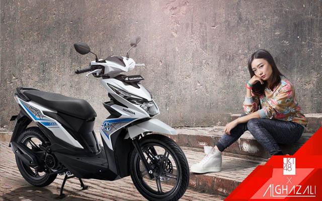 Harga Honda Beat 2017 Masih Tinggi Di Pasar Motor Bekas