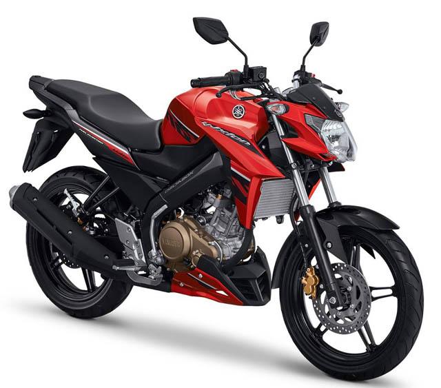 Yamaha vixion advance warna zeal red 2016