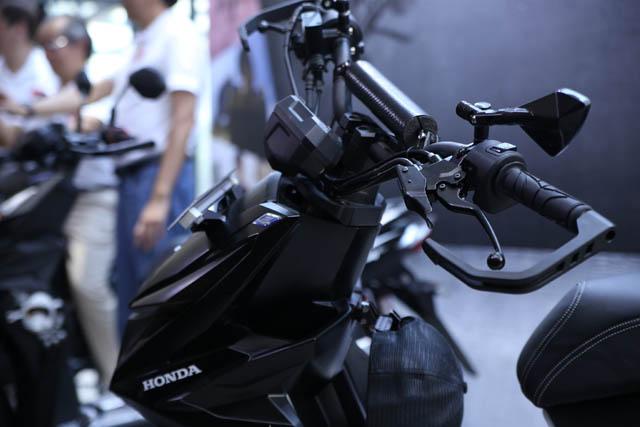 Hand Guard - aksesoris Honda BeAT Street eSP