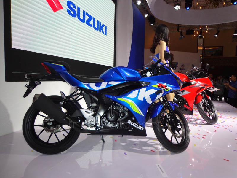 harga Suzuki GSX-R150 dan GSX-S150