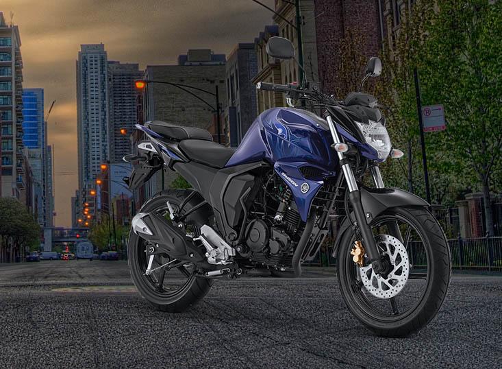Yamaha Byson FI versi 2017 warna Black Fighter