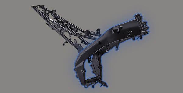 deltabox frame