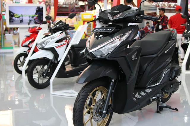 Harga Honda Vario 150 Terbaru 2017