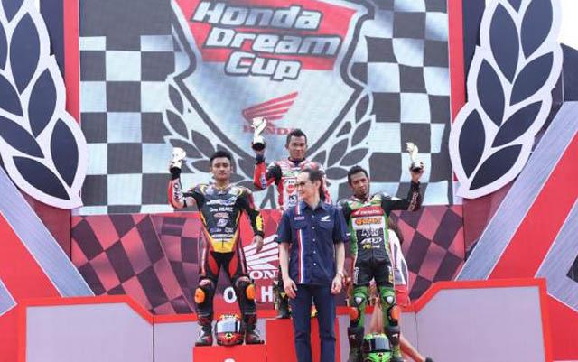 honda dream cup 2017
