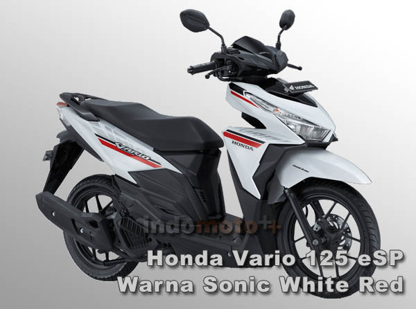 Pilihan warna Honda Vario 125  terbaru 2017