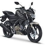 Yamaha All New Vixion warna Matte Black