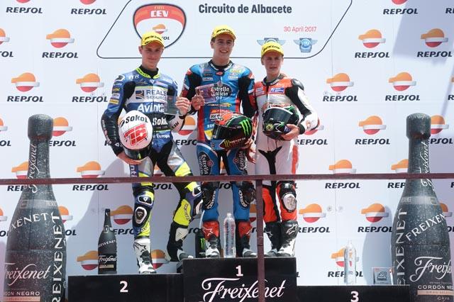 CEV Moto3 Albacete
