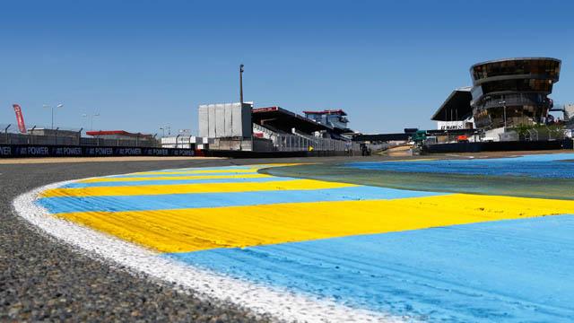 Sirkuit Le Mans Perancis