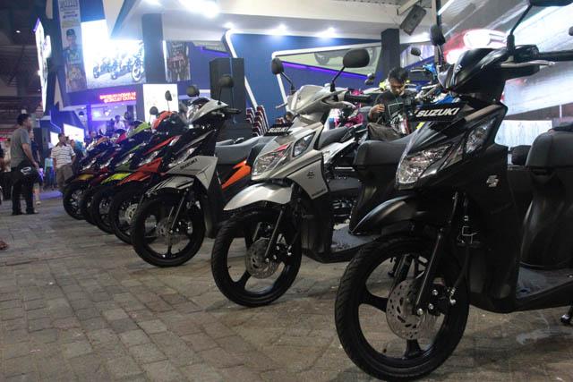 launching Suzuki Nex 2017