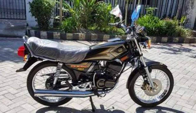 Yamaha RX King termahal di Indonesia
